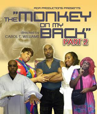 Monkey on my Back DVD