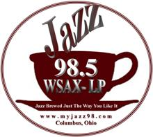 Jazz 98 Logo Mail Cup